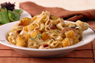 Butternut Squash and Prosciutto Notta Pasta Recipe