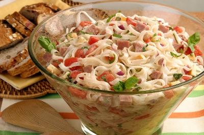Cheesy pasta salad recipes