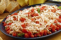 Fresh Tomato Notta Pasta with Tuna Recipe