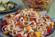 Caribbean Chicken Notta Pasta Salad Recipe