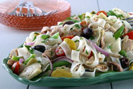 Pasta Salad Nicoise Recipe