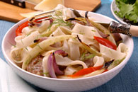 Notta Pasta with Roasted Fennel and Sausage Recipe