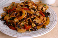 Southwest Pasta with Grilled Chicken Recipe